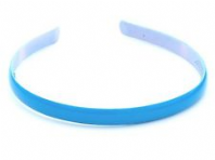 Plain coloured 1cm alice band (Code 0037)